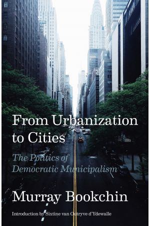 From Urbanization to Cities (Preorder)