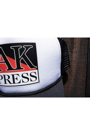 AK Press Logo Trucker Hat