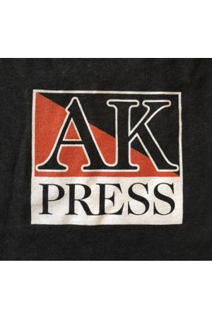 AK Press Logo Tank Top (Women's Cut)