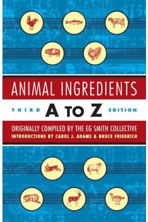 Animal Ingredients A–Z
