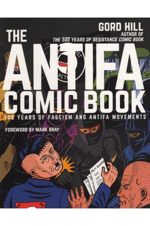 The Antifa Comic Book