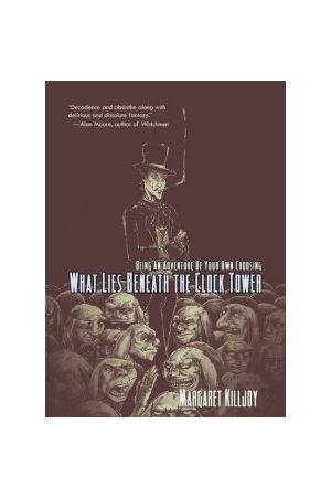 What Lies Beneath the Clock Tower e-book