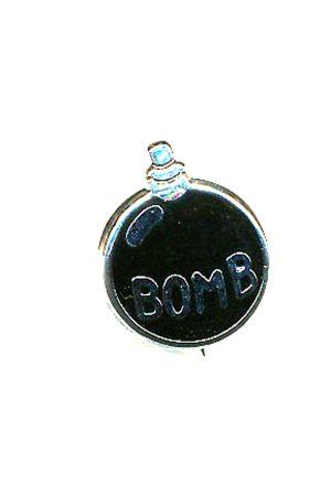 Bomb Pin