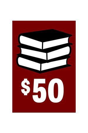 Friends of AK Press Print Book Subscription - $50/month