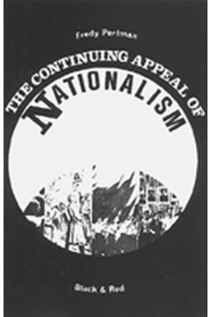 Continuing Appeal of Nationalism