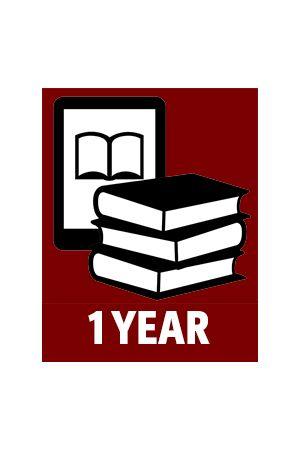Friends of AK Press Prepaid Print & E-book Combo Subscription - 1 Year