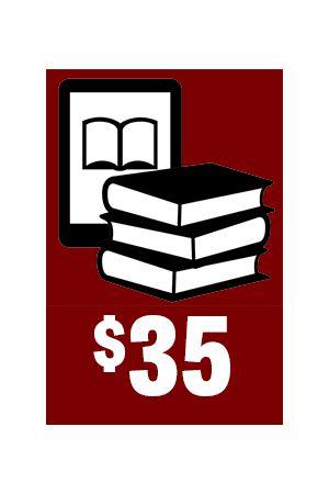 Friends of AK Press Print & E-book Combo Subscription - $35/month