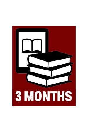 Friends of AK Press Prepaid Print & E-book Combo Subscription - 3 Months