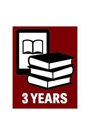 Friends of AK Press Prepaid Print & E-book Combo Subscription - 3 Years