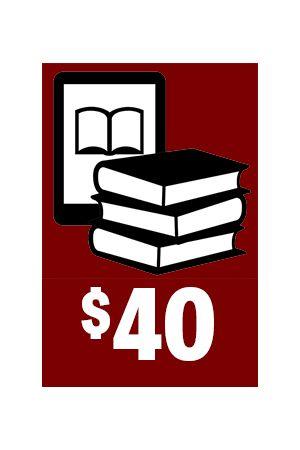Friends of AK Press Print & E-book Combo Subscription - $40/month