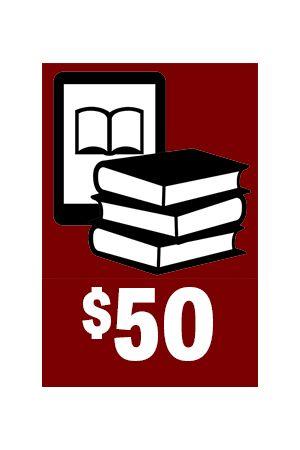 Friends of AK Press Print & E-book Combo Subscription - $50/month