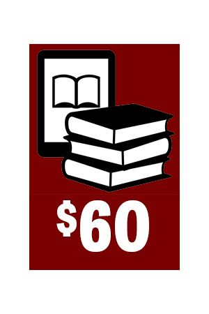Friends of AK Press Print & E-book Combo Subscription - $60/month