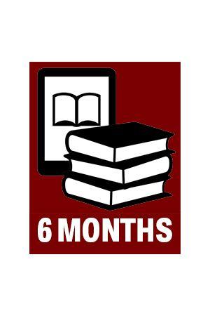 Friends of AK Press Prepaid Print & E-book Combo Subscription - 6 Months
