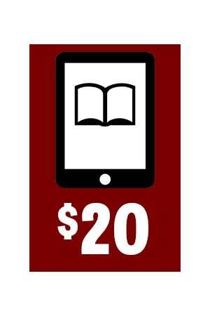 Friends of AK Press E-book Subscription - $20/month