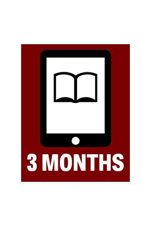 Friends of AK Press Prepaid E-book Subscription - 3 Months