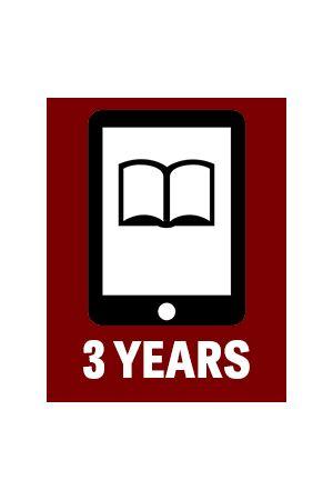 Friends of AK Press Prepaid E-book Subscription - 3 Years