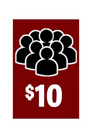 Friends of AK Press Sustainer Membership - $10/month
