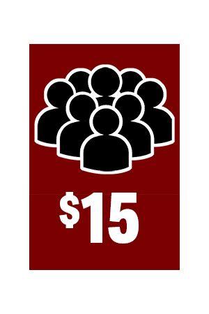 Friends of AK Press Sustainer Membership - $15/month