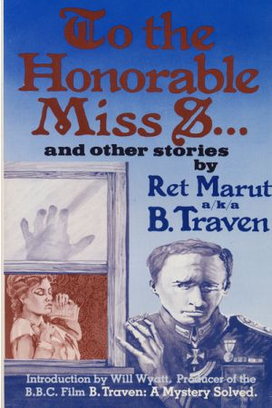 To The Honorable Miss S....and other stories