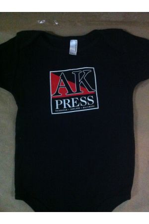 AK Press Baby Onesie