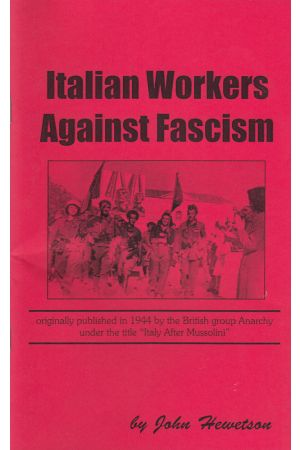 Italian Workers Against Fascism