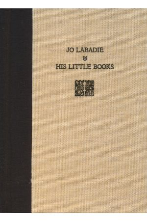 Jo Labadie and His Little Books