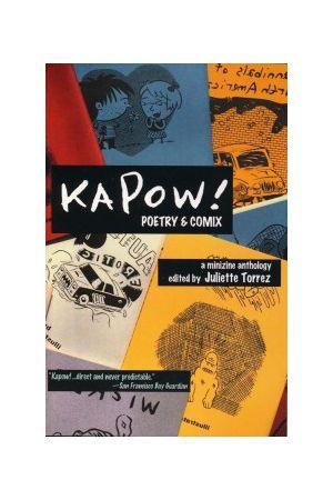Kapow! Poetry and Comix