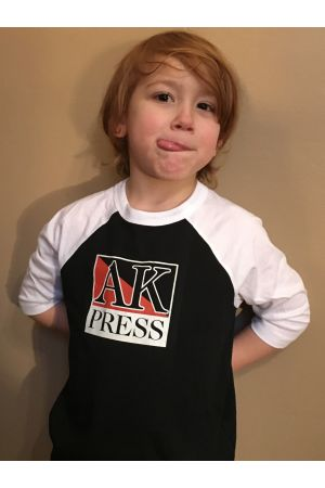 AK Press Toddler Baseball Tee