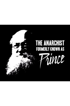 "Kropotkin ""The Anarchist Formerly Known as Prince"" T-Shirt"