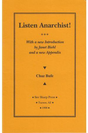 Listen Anarchist