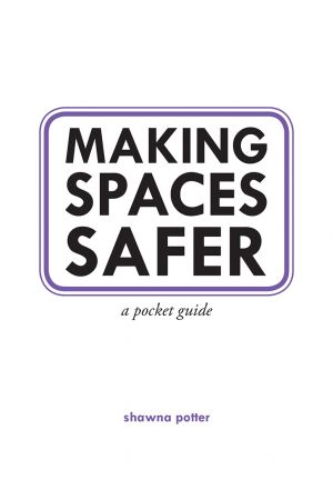 Making Spaces Safer e-book