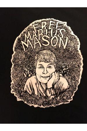 Free Marius Mason T-Shirt