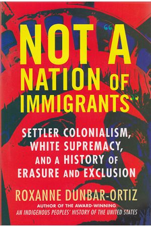 Not a Nation of Immigrants