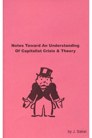 Notes Toward An Understanding Of Capitalist Crisis and Theory