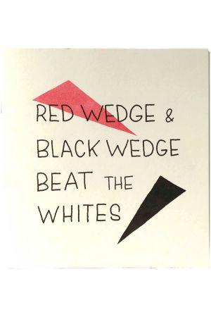 Red Wedge and Black Wedge Beat the Whites