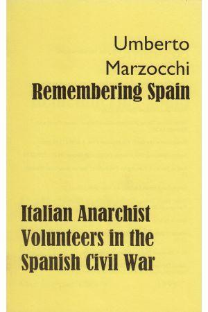 Remembering Spain