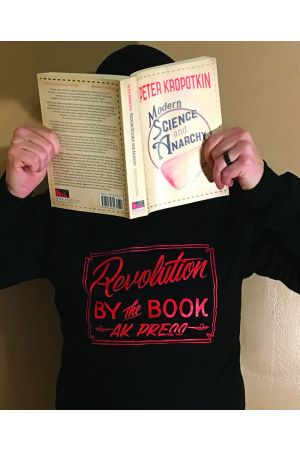 """Revolution by the Book"" AK Press Crew-Neck Sweatshirt"