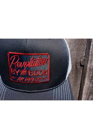 "AK Press ""Revolution by the Book"" Trucker Hat"