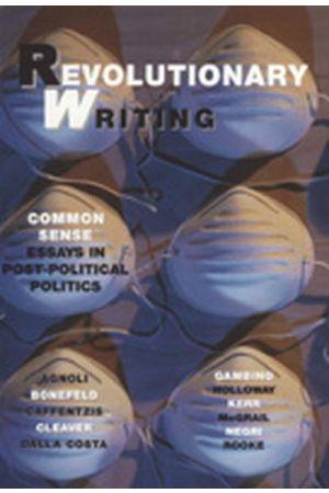 Revolutionary Writing