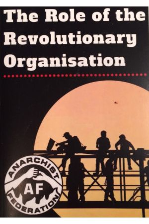 The Role of the Revolutionary Organization