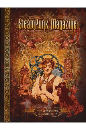 SteamPunk Magazine
